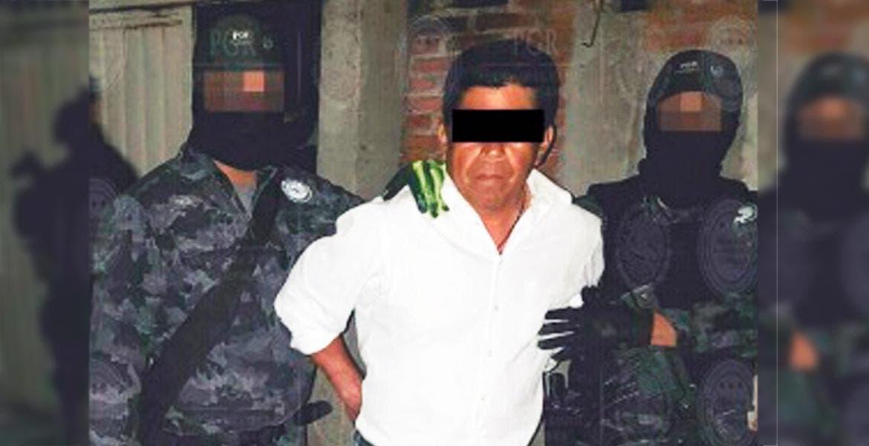 """Captura. Un operador financiero del líder de """"Los Rojos"""" fue detenido por agentes federales durante un cateo en una casa de Amacuzac"""
