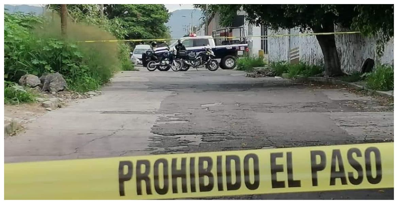 Asesinan a balazos a chofer de Uber en Cuernavaca