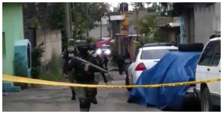 Asesinan a balazos a una mujer en Jiutepec