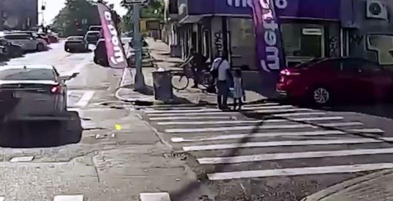 Asesinan a hombre en la calle mientras caminaba con su hija