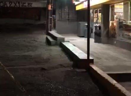 Atacan a balazos a un joven en Cuernavaca