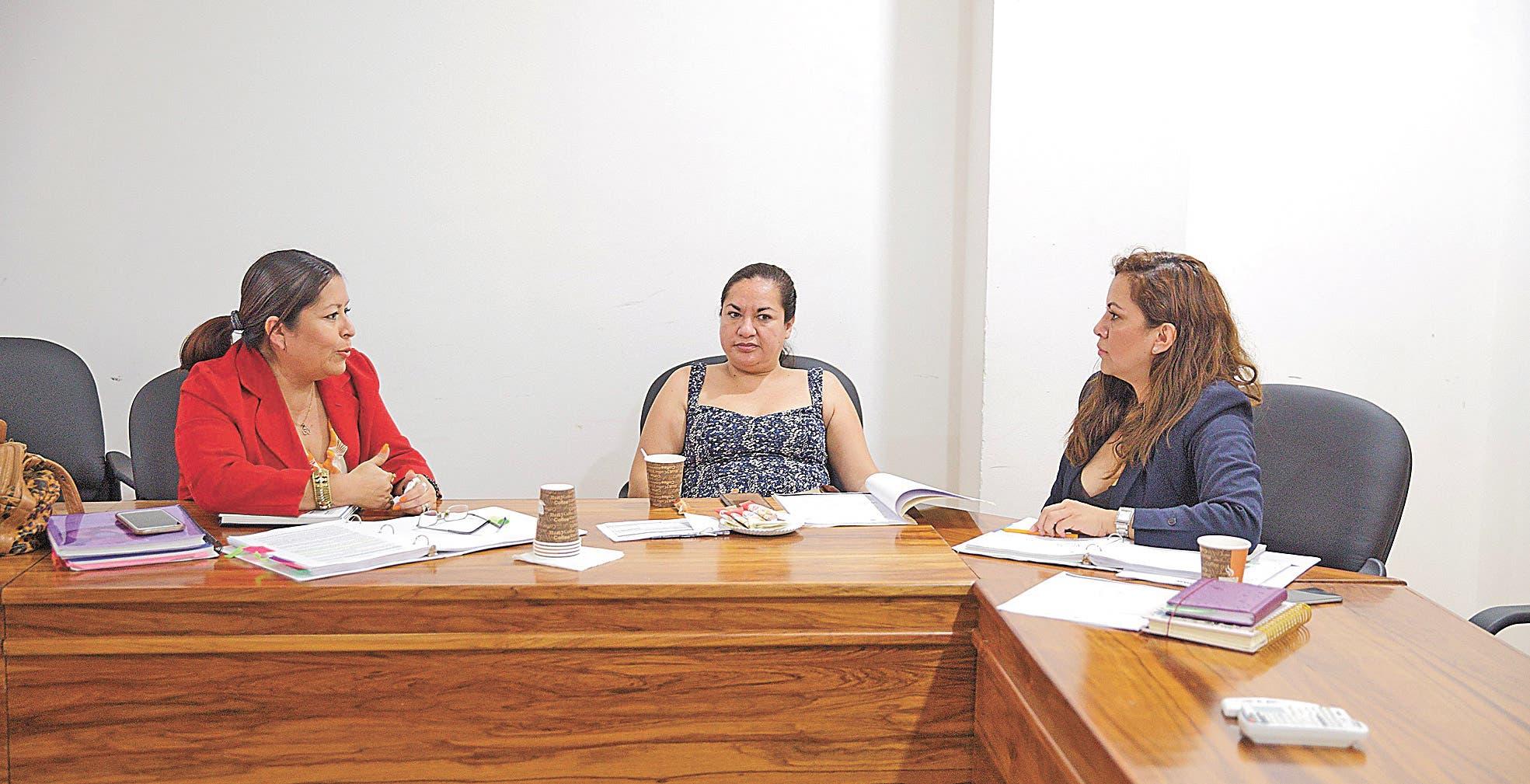 Buscan dar a Ejecutivo más Elementos para Atender Alerta de Género