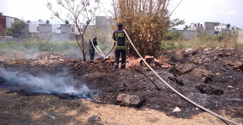 Atiende Cuerpo de Rescate de Cuernavaca reportes de auxilio este fin de semana