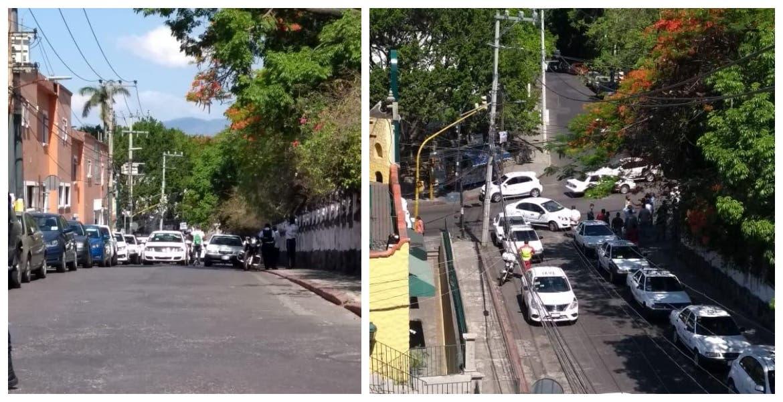 Atiende dirección de Movilidad y Transporte de Cuernavaca a grupo de taxistas del ALM
