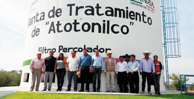 Tecnología. La planta fue puesta en marcha por el titular de la Ceagua, Juan Carlos Valencia Vargas.