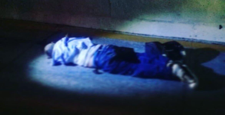 Atropellan y matan a un hombre en el Paso Express, de Cuernavaca