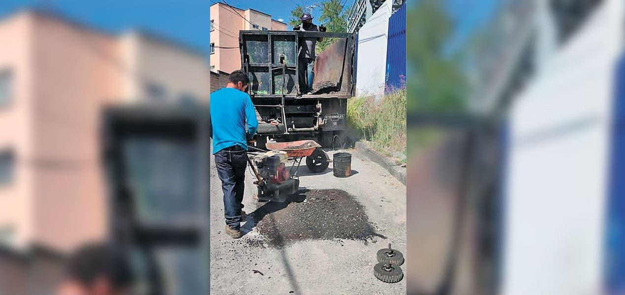 Bachean calles de Cuernavaca