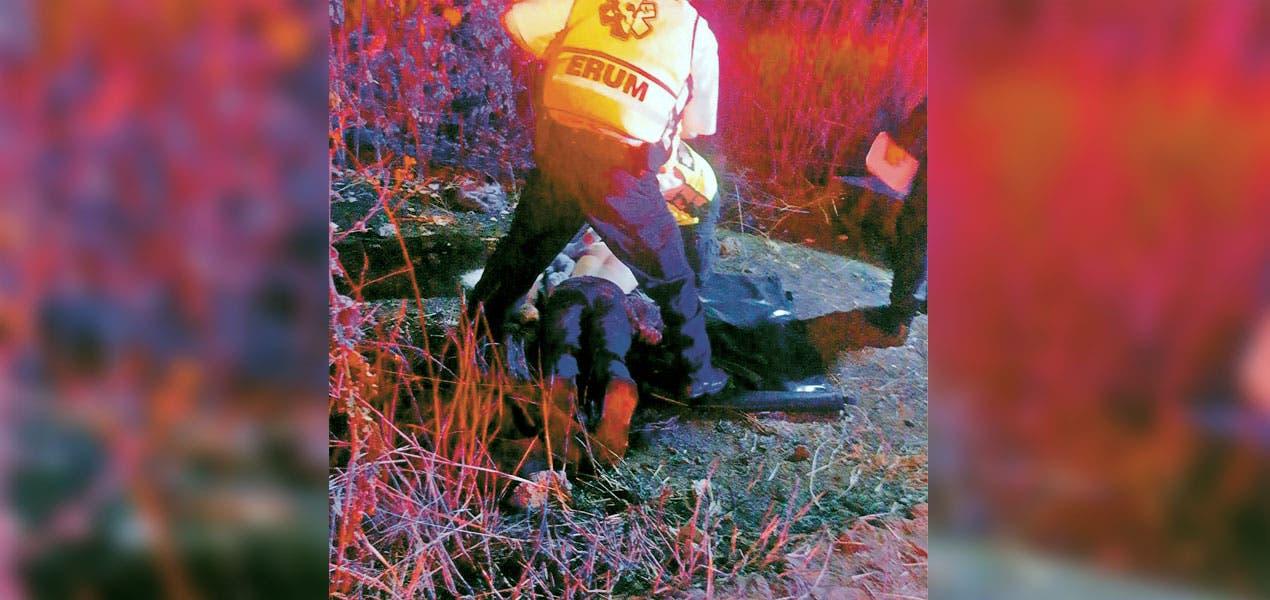 Hallan a sujeto herido de bala en Cuernavaca