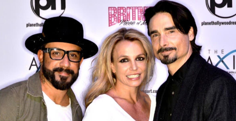 Britney Spears y Backstreet Boys podrían lanzar colaboración juntos esta semana