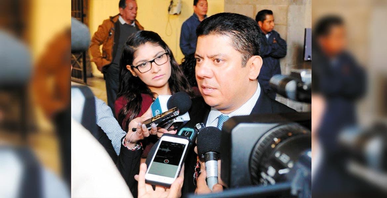 Condena. Javier Bolaños Aguilar lamentó los hechos en los que en días pasados un periodista de Sinaloa falleció a manos del crimen organizado