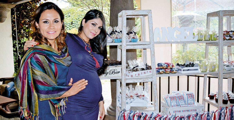 Dulce Ortega y Cinthya Rodríguez.