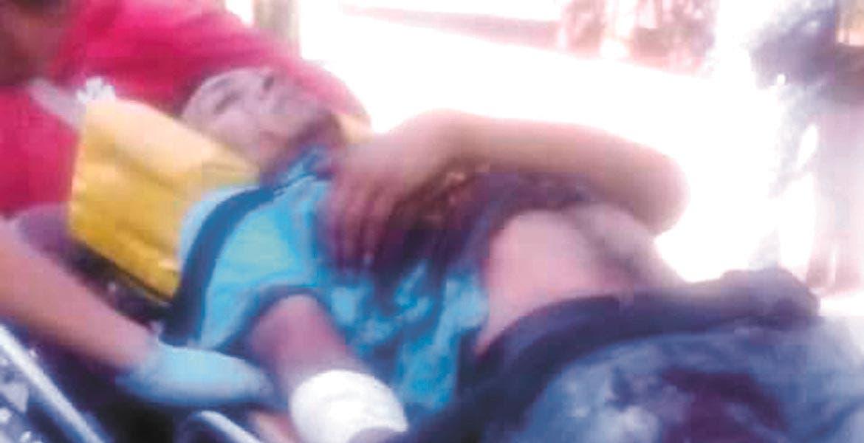 Atención. Dos sujetos fueron heridos a balazos por un comando.