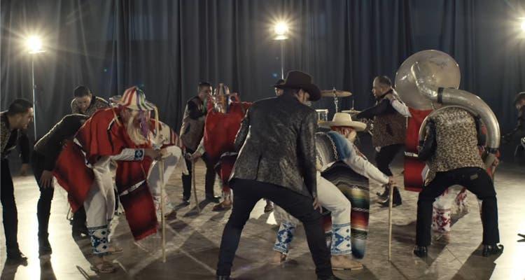 Denuncia a Banda Jerez por burla a 'La Danza de los Viejitos'
