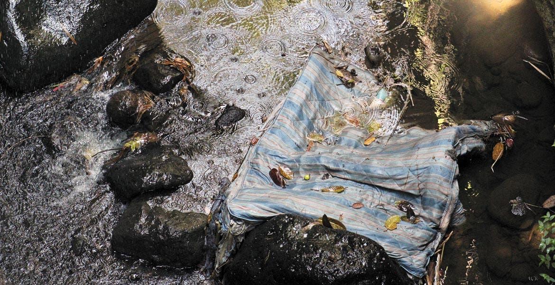 Problema. La calidad del agua en Cuernavaca se ve afectada por las descargas del drenaje.