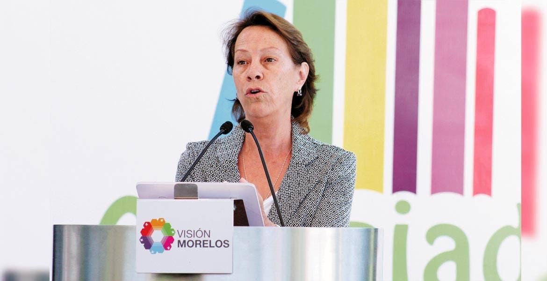 Beatriz Ramírez Velázquez, secretaria de Educación