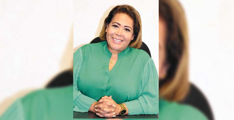 Compromiso. Beatriz Vicera Alatriste aseguró que el pago quedó listo ayer.