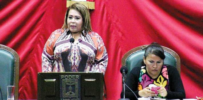 Voto. La iniciativa de reforma al Código Penal fue presentada por la diputadoa Beatriz Vicera en octubre pasado.