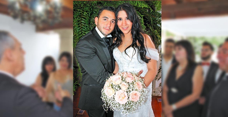 Jorge Cabrera y Lilian Juárez.