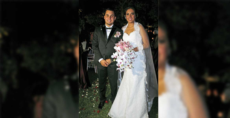 Alejandro Tirado y Samara Espín
