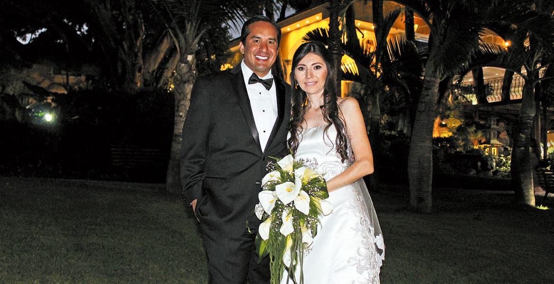 Miguel Orozco y Mariel García.