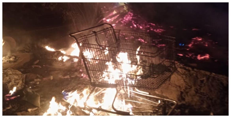 Bomberos sofocan 4 incendios en Cuernavaca