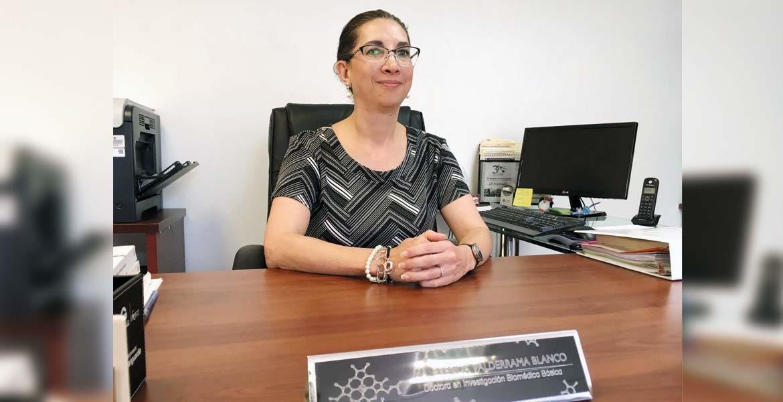 Potencial. Brenda Valderrama Blanco, titular de Innovación, aseguró que se han invertido 691 millones de pesos en el sector.