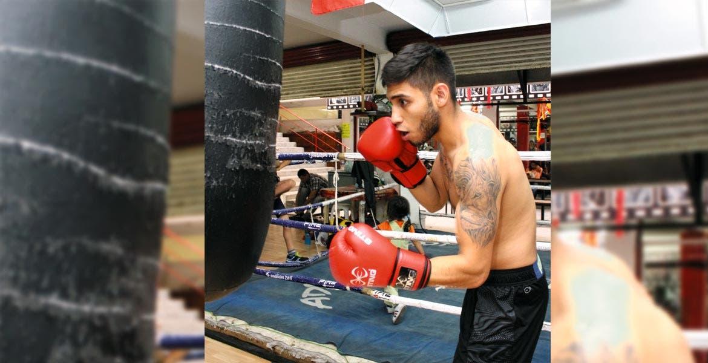 ¡Está listo! Brian González encara hoy su cuarta pelea como profesional