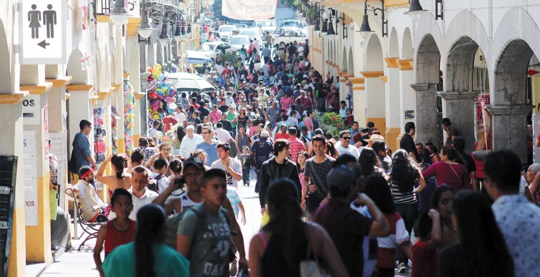 Buena afluencia. Más de 61 mil personas visitaron Morelos durante el fin de semana pasado.