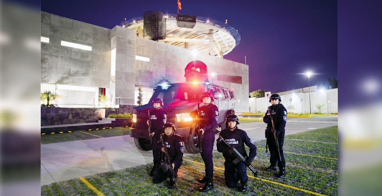 Compromiso. El Gobernador Graco Ramírez aseguró que las acciones permitirán tener 1 mil 200 cámaras en el estado.