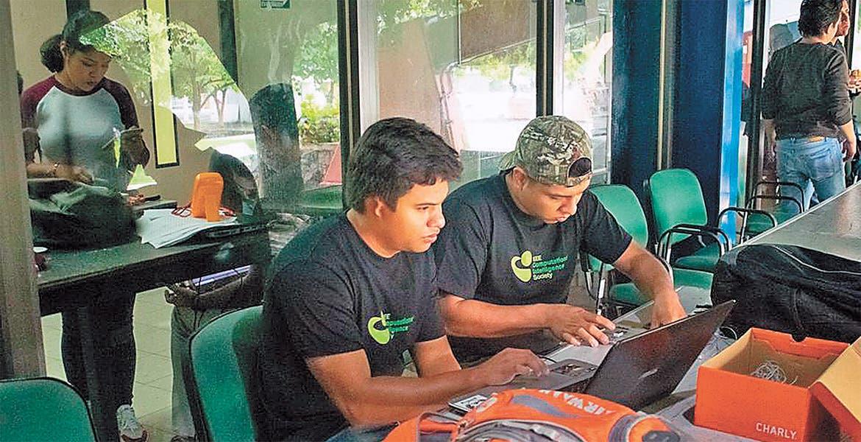 En Morelos. Está abierto a todas las personas interesadas en el tema de las tecnologías.