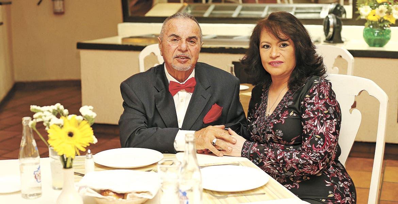 Nino y Natividad Rucci.