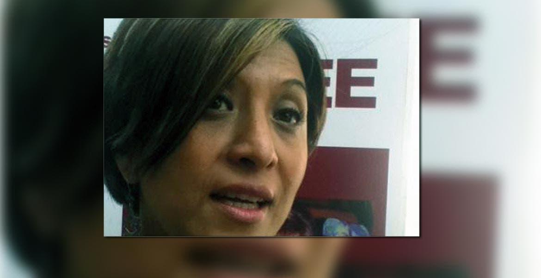 La coordinadora de CIDHAL), Flor Desiré León Hernández