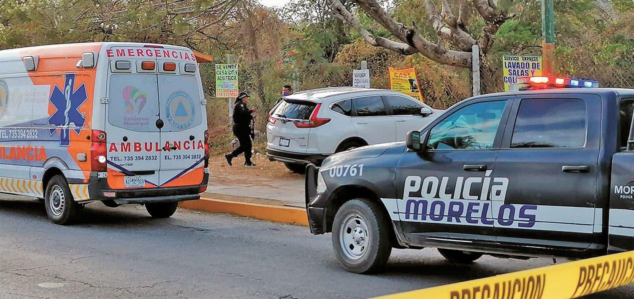 Matan a tiros comisariado ejidal de Yautepec