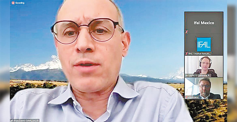 Previstos, los repuntes de COVID durante desconfinamiento en Morelos