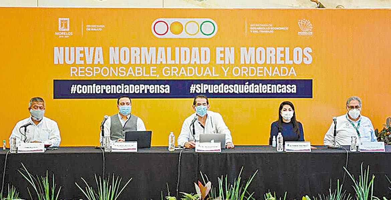 Refrenda Morelos respaldo a estrategia contra COVID