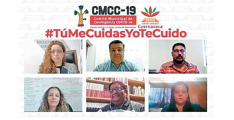 Proponen capacitar a padres para clases virtuales en Cuernavaca