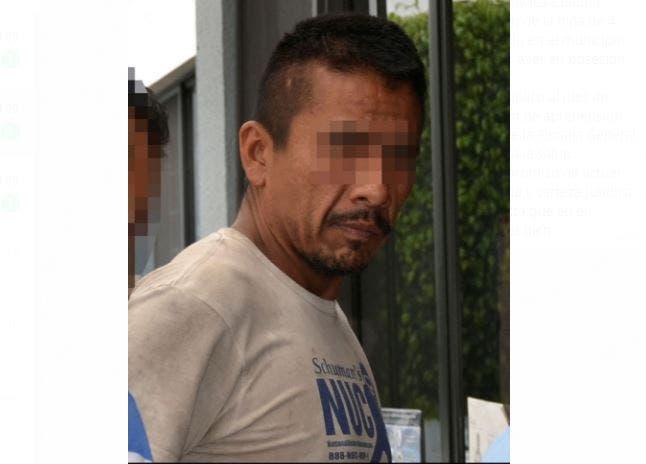Confirman que detenido por asesinato de niña en Morelos es su padrastro
