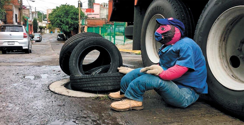 Buena pesca de Don Bachón tras lluvias en Cuernavaca