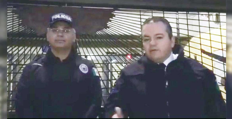 Anuncio. Jesús Alberto Capella Ibarra dijo que el objetivo es evitar incidentes en las cárceles de Morelos.