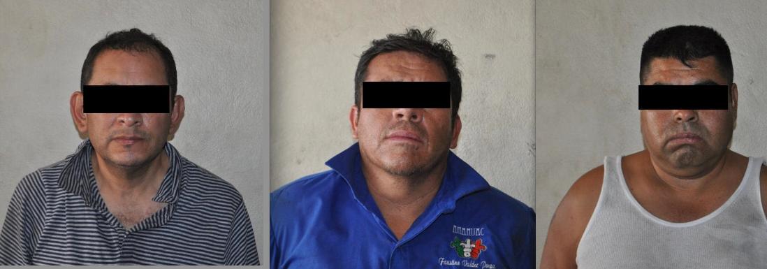Cae taxista y sus cómplices tras asalto a cuentahabiente en Cuernavaca