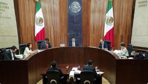 Tribunal Electoral avala la presidencia de Ramírez Cuéllar en Morena