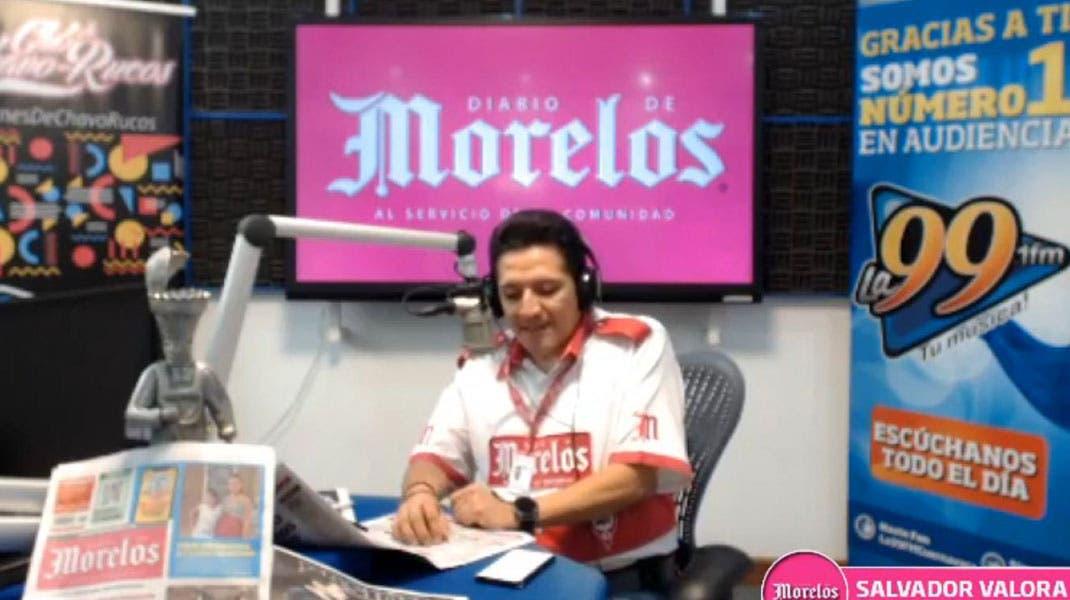 DIARIO DE MORELOS INFORMA A LAS 8AM 05 DE AGOSTO 2020