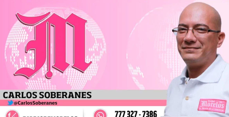 DIARIO DE MORELOS INFORMA A LAS 8 AM 10 JULIO 2020