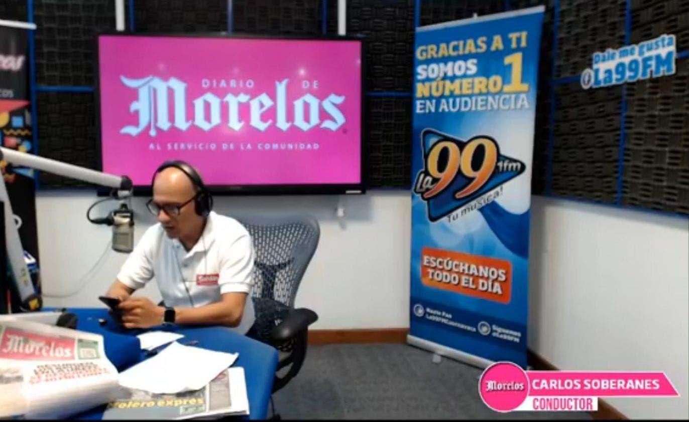 DIARIO DE MORELOS INFORMA A LA 1 PM 24 DE SEPTIEMBRE 2020