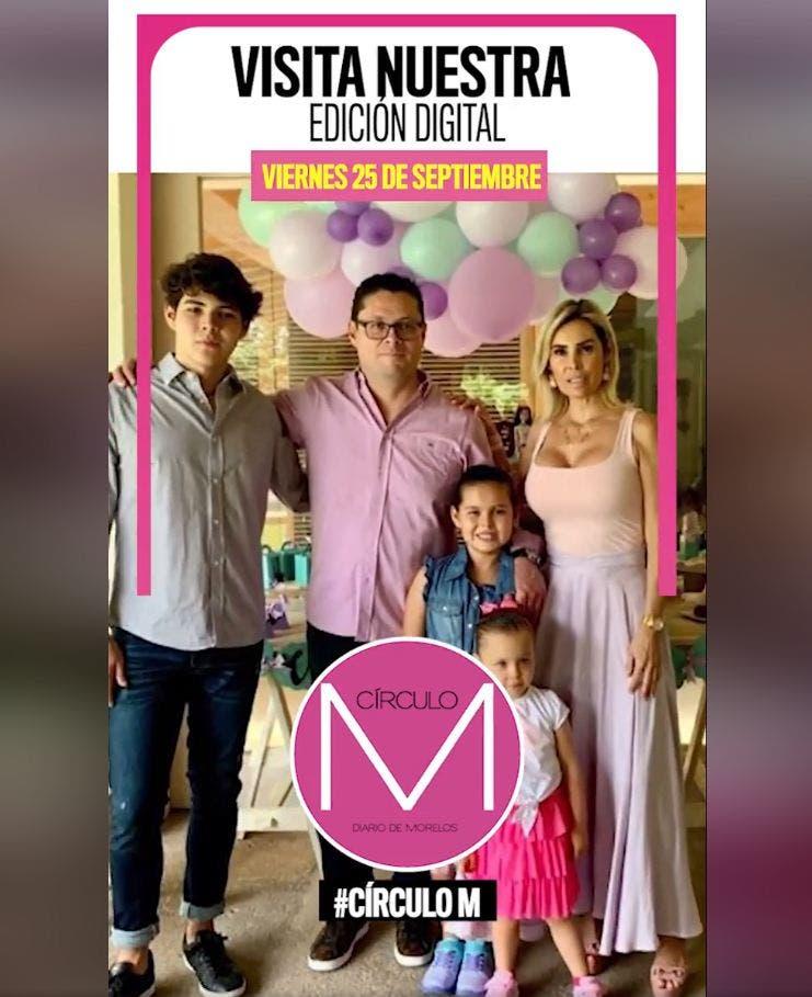 ESTE VIERNES 25 DE SEPTIEMBRE NO TE PIERDAS CIRCULO M