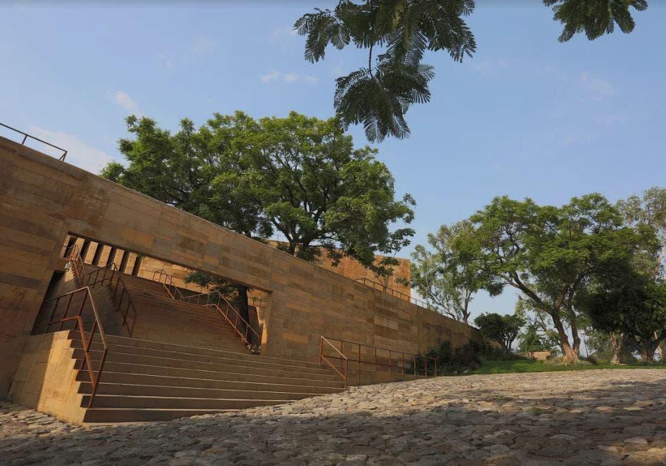 Inauguran Centro Cultural Teopanzolco en Morelos