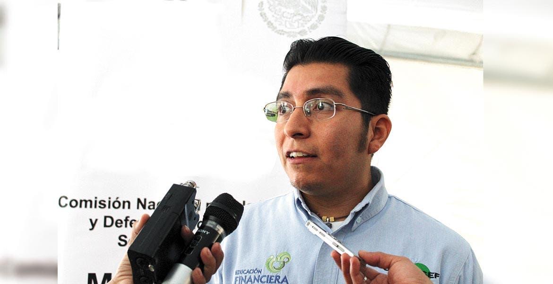 Carlos Flores, Educación Financiera Condusef