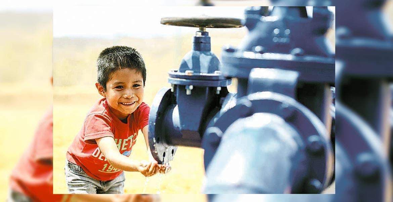 Cuidado. Las autoridades del SAPAC hacen el llamado a cuidar el agua porque actualmente transcurre la etapa más crítica de estiaje