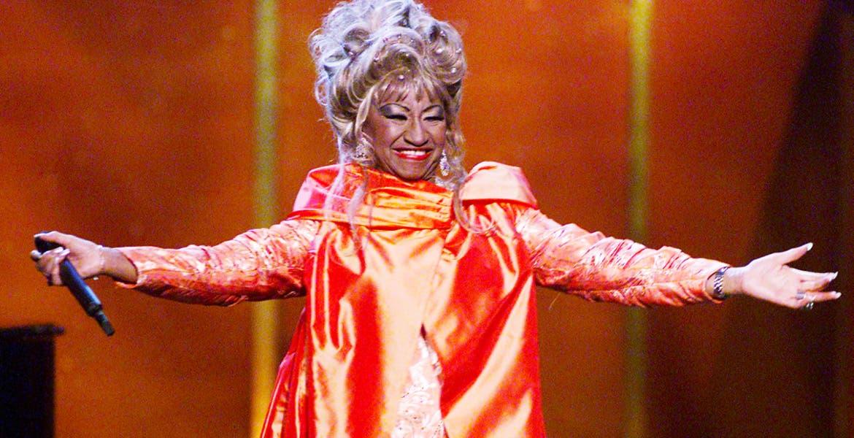 """Celia Cruz con la """"Salsa"""" en la sangre, a 17 años de su muerte"""