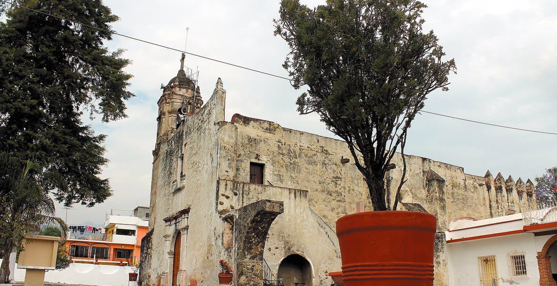 Lugar de fe. Las costumbres y tradiciones religiosas tienen un profundo arraigo en Chamilpa, uno de los pueblos originales de Cuernavaca.